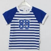 Fashionable Design Boys Cotton T-shirts, Customized Sizes are Welcome Manufactures