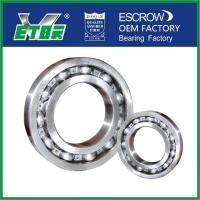 Buy cheap Machine Spindle Parts Angular Contact Ball Bearings 7211 High Accuracy from wholesalers
