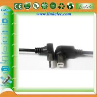 Buy cheap Double angle USB cable printer cable from wholesalers