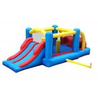 Buy cheap Commercial Inflatable Castle Bouncer , Eco - Friendly Toddler Inflatable Bouncer from wholesalers
