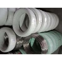 Buy cheap Grade 304H / 1.4948 Stainless Steel Wire ,  0.6 - 2.5mm SS Wire  Rolls from wholesalers