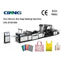 Wholesale Automatic Ultrasonic Non Woven Bag Making Machine Soft Handle Bag Sealing Equipment from china suppliers