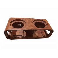 Buy cheap Painting Finish Milling Turning CNC Wood Parts from wholesalers