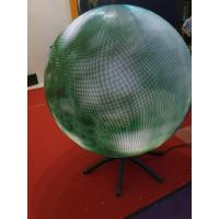 China Custom Size Indoor P4 LED Screen Stage Background Led Display 360 Degree Spherical on sale