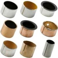 Buy cheap 70N/mm² Wear Resistant Steel Backed PTFE Lined Bushings from wholesalers