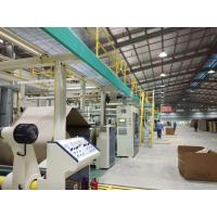 Buy cheap High Speed Corrugated Box Making Machine Production Line from wholesalers