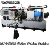 200KN double head servo system auto parts Friction welding machine Manufactures