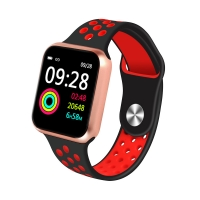 Buy cheap 180mAh Bluetooth Calling Smartwatch NFC Exercise Sports F3 Vibrating Alarm Clock Watch from wholesalers