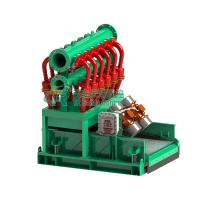 Buy cheap Mud Circulating System Desilter Hydrocyclone Unit , High Efficiency Dewatering Hydrocyclone from wholesalers