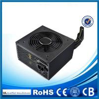 Buy cheap White Color 500 Watt Desktop PC Power Supply With Wide Storage Temperature Range from wholesalers