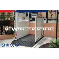 Wholesale Diverse Power 200kg Hydraulic Platform Lift / Wheelchair Lift For Disabled from china suppliers