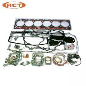 China S6D102 Excavator Electric Head Gasket Set 6735-K1-1110+6735-K2-1110 on sale