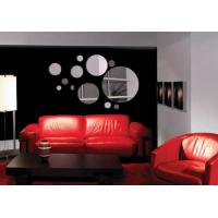 Buy cheap home wall mirror decor from wholesalers