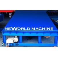 Wholesale CE ISO Authentication Hydraulic Lifting Trolley Dock Leveler Dock Ramp from china suppliers