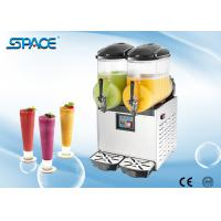 Buy cheap Commercial Frozen Granita Machine / Smoothie Slush Machine With Two Bowl from wholesalers