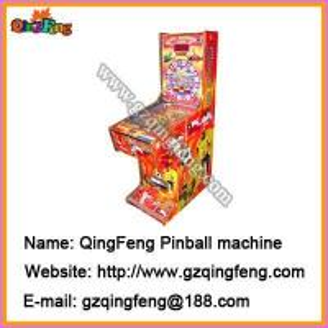 Pinball game machine seek QingFeng as your manufacturer Manufactures