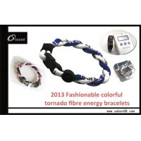Buy cheap Energy Balance Sports Magnetic Tornado Titanium Necklace from wholesalers