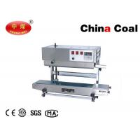 Buy cheap Packaging Machine Band Sealer DBF900W Ink Printing Automatic Continuous Band Sealer from wholesalers