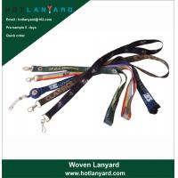 Buy cheap Factory Hot Sale Sublimation Custom Polyester Lanyards, Heat Transfer Printed product