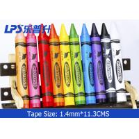 Buy cheap 24 Colors Silky Gel Wax Crayons Round Extral Jumbo Crayons Kids Favourite from wholesalers