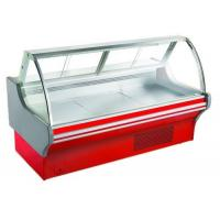 Buy cheap Modern Design Meat Display Fridge / Deli Refrigerator Showcase Energy Efficient from wholesalers
