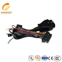 Buy cheap assembly OBD male to female wire harness/assembly OBD wire harness from wholesalers