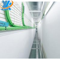Buy cheap H D G electric fireproof cable tray(width:50mm-1200mm) from wholesalers