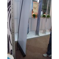 Quality cheap L banner stand for sale