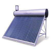 Buy cheap Non-pressure vacuum tube solar water heater from wholesalers