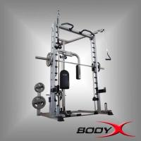 Buy cheap S0102A  Smith Machine  with LAT & FLY & Cable Crossover  Attachment from wholesalers