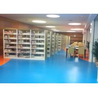 Buy cheap Anti - Scratch Indoor Rubber Flooring For Educational Field / Library / Exhibition Hall from wholesalers