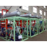 Wholesale Duct Type Gas Fired Thermic Fluid Heater , Energy Saving Electric Heaters from china suppliers