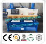 Buy cheap Hydraulic Guillotine Shearing Machine , Swing Type Shearing Machine For Sheet from wholesalers
