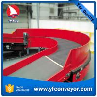 Wholesale 90/180 Degree PVC Belt Curve Conveyor from china suppliers