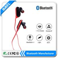 Buy cheap BATL BH-M62 comfortable wearing bluetooth stereo headphones for walking from wholesalers