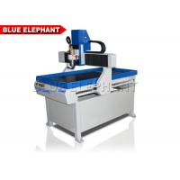 Buy cheap Vacuum Table Marble Etching Machine , Mini Hobby 6090 Monument Engraving Equipment from wholesalers