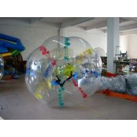 Wholesale Transparent Colors Dot Body Zorb Ball for Amusement from china suppliers