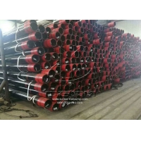Buy cheap K55 J55 Steel Grade Seamless Casing Pipe Oil Drilling Pipe Hot Rolled Round Shape: from wholesalers