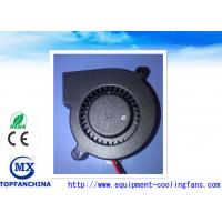 Portable Mini 5v Dc Blower Centrifugal Fan With Snail Shape For Air Cleaner 5115 Manufactures