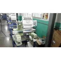 Buy cheap 220V  Single Head Embroidery Machine With High Speed For Cap And T Shirts from wholesalers