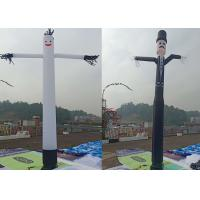 Buy cheap Outdoor Fun Advertising Inflatable Arm Man , Waving Hands Dancing Wind Man from wholesalers