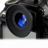 Buy cheap 1.08x-1.58x Zoom viewfinder eyepiece magnifier for canon nikon product
