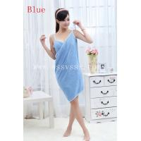 Buy cheap microfiber bath dress/bathrobe from wholesalers