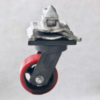 Buy cheap 2 Ton Storage Shipping Container Casters Lockable Swivel OEM Acceptable from wholesalers