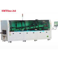 Buy cheap Lead Free Reflow Soldering Machine , Smt Soldering Machine 970KG Weight from wholesalers