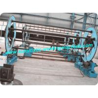 Automatic Overturning And Rotating Pipe Welding Rotator For H Beam Manufactures