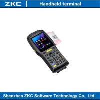 Buy cheap Logistics Handset Industrial Pda Mobile Device Built In Printer from wholesalers