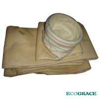 Buy cheap Polyster Fabric Dust Nomex Filter Bag For Steel Mill / Refractory Plant from wholesalers