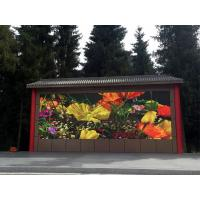 Buy cheap Electronic Outdoor Full Color Led Display Advertising P5 SMD2727 Constant Driving 1/8 Scan product