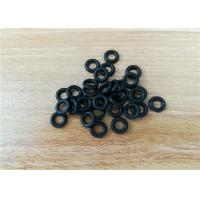 Buy cheap Customized NBR Flat Rubber O Ring Seal In Black Color Heat - Resitant from wholesalers